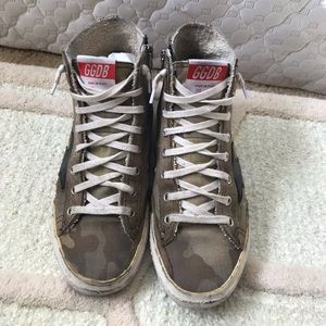 GGDB camouflage VCE sneakers